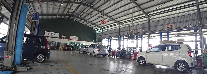 Maklumat Perodua Axia